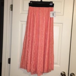 XS Lace Lucy skirt